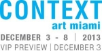 Context Art Miami 2013