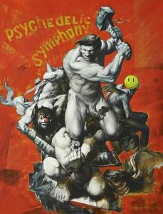 Psychedelic symphony